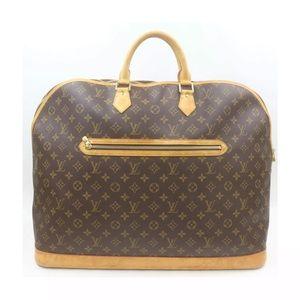Authentic Louis Vuitton Alma voyager GM travel bag